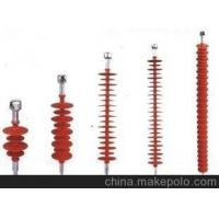 Quality Red / Grey Silicon Rubber / Composite Suspension Insulator IEC61109 ISO for sale