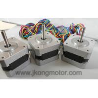 China 4 Axis Stepper Motor Kit , Nema 17 4000g.cm 56 OZ-IN for Cnc on sale