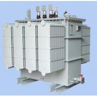 China High Frequency 3 Phase Power Transformer Oil Immersed With CE ISO Standard on sale