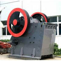 Quality Low Noise Hydraulic Jaw Crusher , Stone Crusher Machine Adjustable Discharge Gate for sale