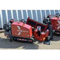 Buy cheap 8-16 Angle Horizontal Directional Drilling Rigs With Engine Power 62KW product