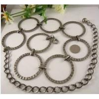 Quality OEM silver, rhodium, bronze, gold, hematite Chain Bracelets For Women for sale