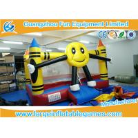 Buy cheap Beautiful Look Inflatable Spongebob Squarepants Bouncy Castle With Various Size product