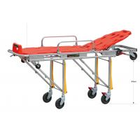Quality Automatic loading aluminium alloy Foldable Stretchers for ambulance car for sale
