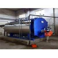 Quality Paper Industry Horizontal Steam Boiler High Efficiency Low Fuel Consumption for sale