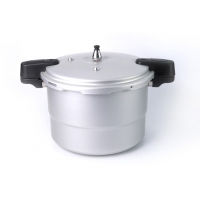 China Cooking Meat EEC 24cm 10L Non Stick Induction Pressure Cooker on sale