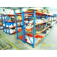 Conventional Wide Span Shelving For Small Medium Products , 200kg / 300kg / 500kg