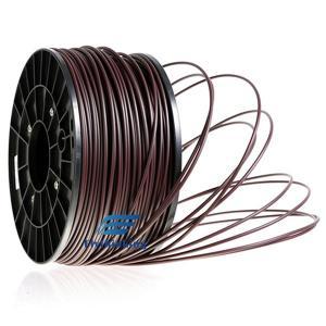 China No Harmful Fumes Plastic Pla 3d Printer Filament For Reprap / Fdm Printer on sale