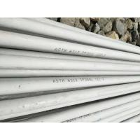 Quality ASTM A312 304L/S30403/1.4303 Seamless Stainless Steel Pipe Tube Cutting & Retail SS Pipes for sale