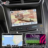 Buy Android car gps navigation box For Ford Explorer SONY SYNC 3 2GB RAM at wholesale prices