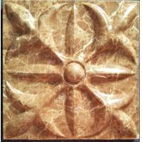 Quality Fire Retardant Marble Outdoor 3D Wall Covering Hanging 3D Wall Decor Panels for sale