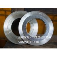 Quality Kammprofile Gasket with Integral Outer Ring for sale