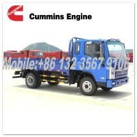 Quality 140HP 5-10T Hubei Tri-Ring SITOM 4x2 Light Cargo Truck STQ1071L for sale