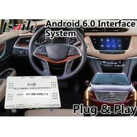 Quality Android 6.0 Auto Interface , Automobile GPS Navigation Systems For Cadillac XT5 CUE System 2014-2018 for sale
