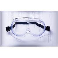 China Disposable Medical Protective Goggles Anti - Scratch High Impact Resistance on sale