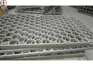 Quality 2.4879 Precision Casting Heat Treatment Fixtures Base Tray for sale