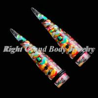 Quality 7mm Ear Stretchers Tapers Plugs 0 Gauge for sale