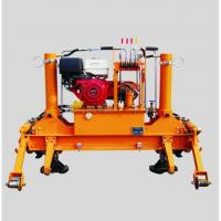 China YQ-4C hydraulic Tracking lifting machine for railway road project turnout rail machine on sale