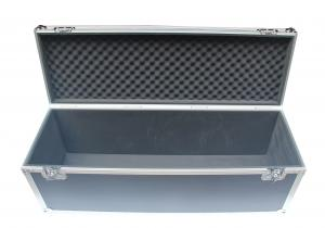 Quality High quality aluminum flight case to storage instrument black flight carry case for sale