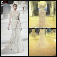 Quality Real Sample Heavy Beaded Mermaid Elie Saab Evening Dress For Sale 2015 for sale