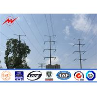 China Transmission Line Distribution 36mm Electrical Power Pole on sale