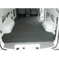 China Well Touch Cargo Mat Heavy Duty Recycled Felt Fabric Non Woven 100% Polyester Fiber on sale