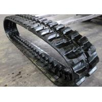 China Yanmar C6r Volvo Ec15rb Rubber Track 230*72*43 for Excavator on sale