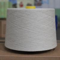 20Ne Cotton Linen Blend Yarn with Heat Dissipation , Natural Color Yarn Thread