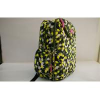 Buy cheap Spacious Teenager Student Camouflage Travelling Luggage Bags with Polyester Fabric product