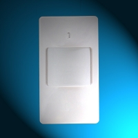Quality Wireless Intelligent Wide-Angle PIR Detectors with 433mhz for sale