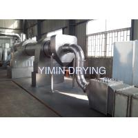 Quality Large Capacity Industrial Drying Equipment HZG Series Rotary Drum Dryer For Agriculture for sale