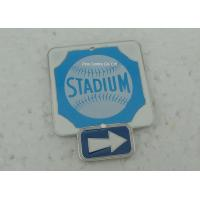 Buy cheap Business Promotional Soft Enamel Epoxy Award Pin , Photo Etched Club Pin from wholesalers