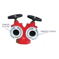 China Indoor fire hydrant with two way outlet on sale
