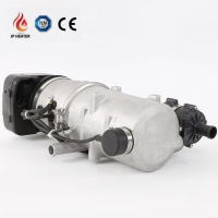 Quality 9kw 12v Diesel Water Heater Preheat The Engine For Camper Truck Boat for sale