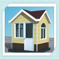 Quality Off Site Construction Steel Structure Prefabricated Residential Buildings House for sale