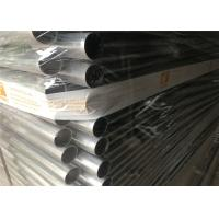 Quality OD 40mm wall thickness x 1.60mm 2.1m height x 2.4m width AS4687-2007 standard Mesh 60mm x 150mm x 3.00mm for sale