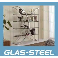 Living Room Furniture - Modern Design Display Cabinet - Glass ...