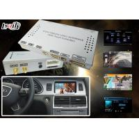 Quality AUDI Q7 Car Upgrade Touch Navigation Android Auto Interface GPS with Video Input for sale