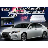 Quality Android 6.0 Lexus Video Interface for ES support WIFI , No Damage Installation for sale