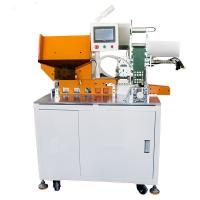 Quality 18650 Battery Pack Production Automatic Insulation Paper Sticking/pasting machine,battery automatic labelling machine for sale