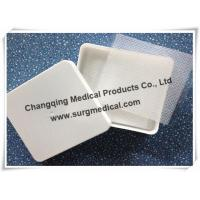 China Paraffin Gauze Dressing Vaseline Gauze For Superficial Skin Loss Wounds / Burns on sale
