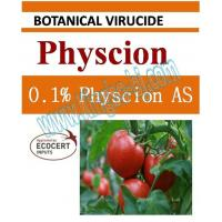 Buy cheap 0.1% Physcion AS, pesticide, organic virucide, botanc, natural from wholesalers