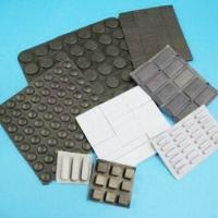 Quality Rubber Parts with Minimum Tensile Strength of 1,000psi for sale