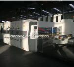 Quality High Speed Lead edge feeder Three colors Printer Die cutter machine for sale