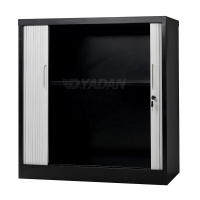 Quality 0.11 CBM 1090mm Height Tambour Filing Cabinet for sale