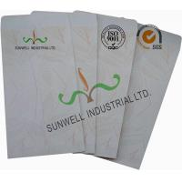 Buy White Color Custom Printed Mailing Envelopes , Personalized Mailing Envelopes at wholesale prices
