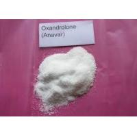 Quality High Purity Bodybuilding Anabolic Steroids Oral Oxandrolone Anavar 53-39-4 C19H30O3 for sale