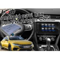 Quality Volkswagen Arteon Android Car GPS Navigation Voice Activate With Plug & Play for sale