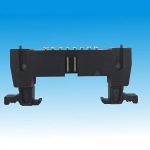 China Polyester LCP 2.54mm Ejector Header Connector PBT Insulator on sale