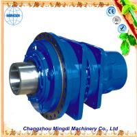 Quality Casting Iron DP Series Involute Planetary Gear Reducer With 800KW Motor for sale